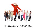 group | Shutterstock . vector #37380976