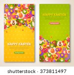 Easter Vertical Banners Set....