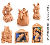 Figurines From Clay Made By...