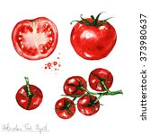 Watercolor Food Clipart  ...