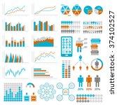 set of infographic elements.... | Shutterstock . vector #374102527