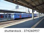 nagasaki  japan    jan 16 ...   Shutterstock . vector #374260957
