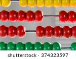 Abacus Red  Yellow  Green.