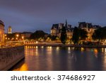 city hall of paris and the...