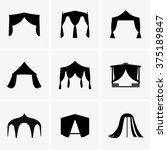 marquees | Shutterstock .eps vector #375189847