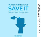 water is precious save it use...