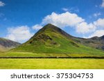 Fleetwith Pike Mountain...