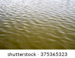Rippling Water Surface Of A...