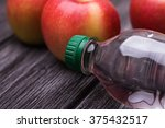 diet photo shot of transparent... | Shutterstock . vector #375432517