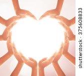 world environment day concept ... | Shutterstock . vector #375608833