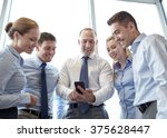 business  teamwork  people and... | Shutterstock . vector #375628447