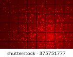 abstract red background  | Shutterstock .eps vector #375751777