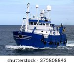Fishing Vessel Underway To...