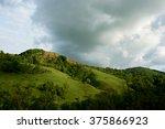 spring fields landscape | Shutterstock . vector #375866923