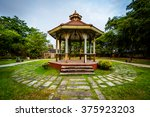 Small photo of Gazebo at Fort Santiago, in Intramuros, Manila, The Philippines.