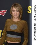 """Small photo of LOS ANGELES, CA - MARCH 19, 2014: Cody Horn at the premiere of """"Sabotage"""" at Regal Cinemas L.A. Live."""