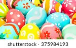 perfect colorful handmade... | Shutterstock . vector #375984193