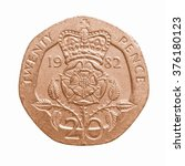 Pound Coin   20 Pence Currenc...