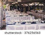 wedding decor | Shutterstock . vector #376256563