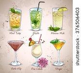New Era Drinks Cocktail Set