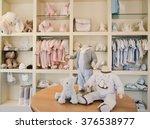 children clothing store | Shutterstock . vector #376538977