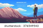 web vector  illustration on the ... | Shutterstock .eps vector #376549543