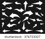 vector illustration of curved... | Shutterstock .eps vector #376723327