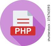 php | Shutterstock .eps vector #376763593