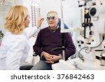 optic specialists views... | Shutterstock . vector #376842463