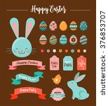 Colorful Happy Easter...
