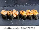 sushi | Shutterstock . vector #376874713