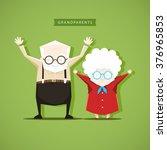 Grandparents Doing Morning...