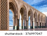 Casablanca  Morocco. Mosque...