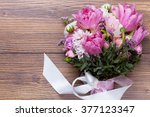 Valentine Bouquet Of Flowers O...