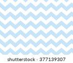 blue chevron pattern. zigzag... | Shutterstock .eps vector #377139307