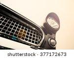 classic car | Shutterstock . vector #377172673