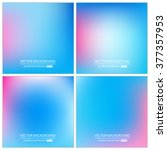 abstract creative concept... | Shutterstock .eps vector #377357953