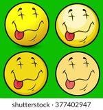 ecstasy face smiley