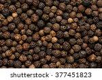 Black Pepper Grains As...