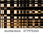 horizontal and vertical color... | Shutterstock . vector #377970163