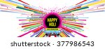creative banner for indian... | Shutterstock .eps vector #377986543