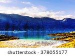 Landscapes Of Norwegian Sheer...