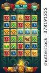 jungle shamans game user... | Shutterstock .eps vector #378191323