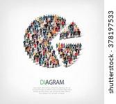 group  people  shape  diagram | Shutterstock .eps vector #378197533