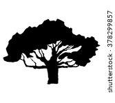 tree   vector tree   tree...   Shutterstock .eps vector #378299857