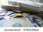online money stock photo high... | Shutterstock . vector #378323863