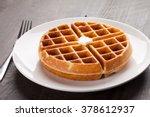 Whole Wheat Belgium Waffle...