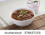 rajma in a bowl    Shutterstock . vector #378637153