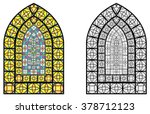 church stained glass windows ...