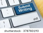 written word submit writing on...